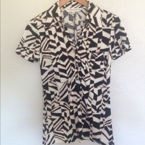 Trina Turk Patterned Blouse